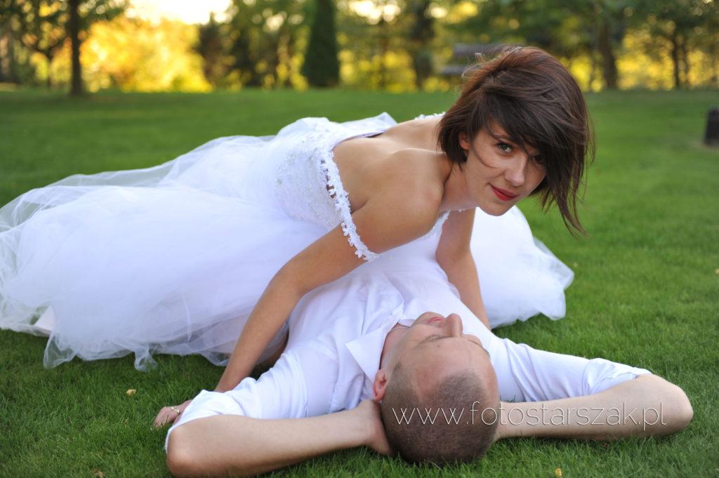 Nowoczesny film ślubny