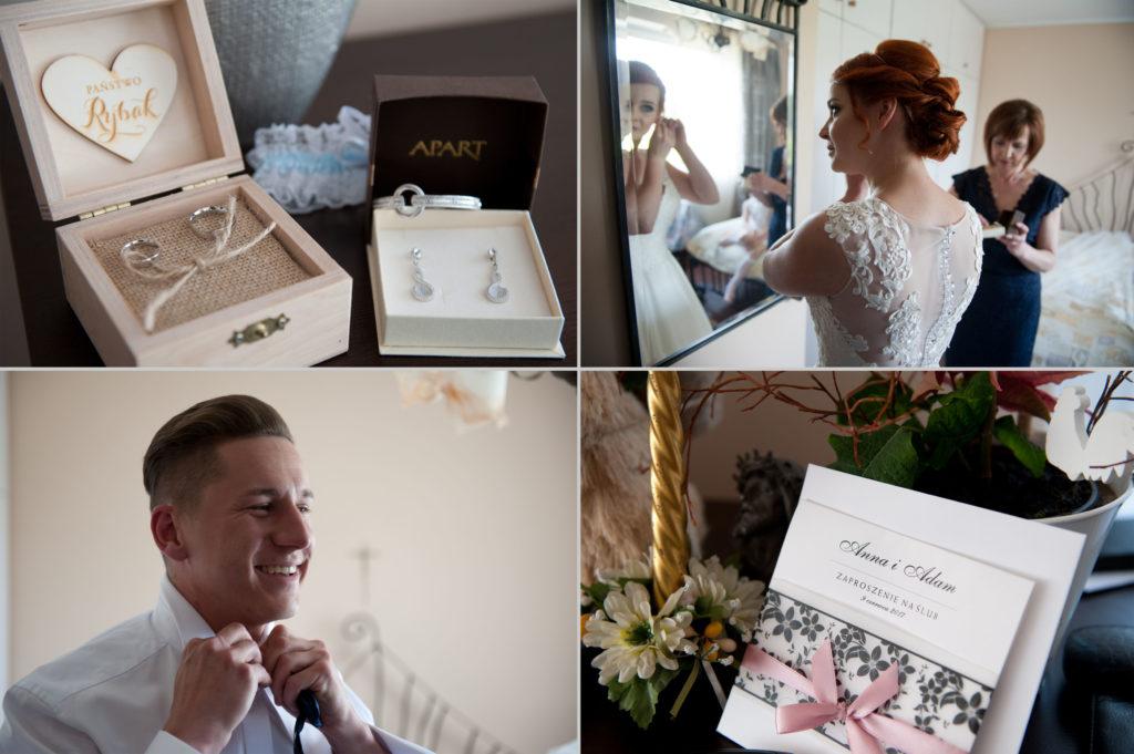 Piękne zdjęcia ślubne